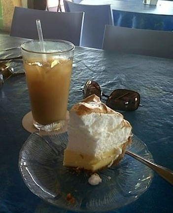 Key Lime Pie at Marathon Key