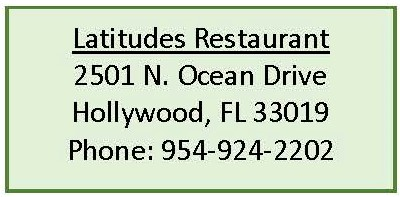 Latitudes Restaurant and Tiki Bar