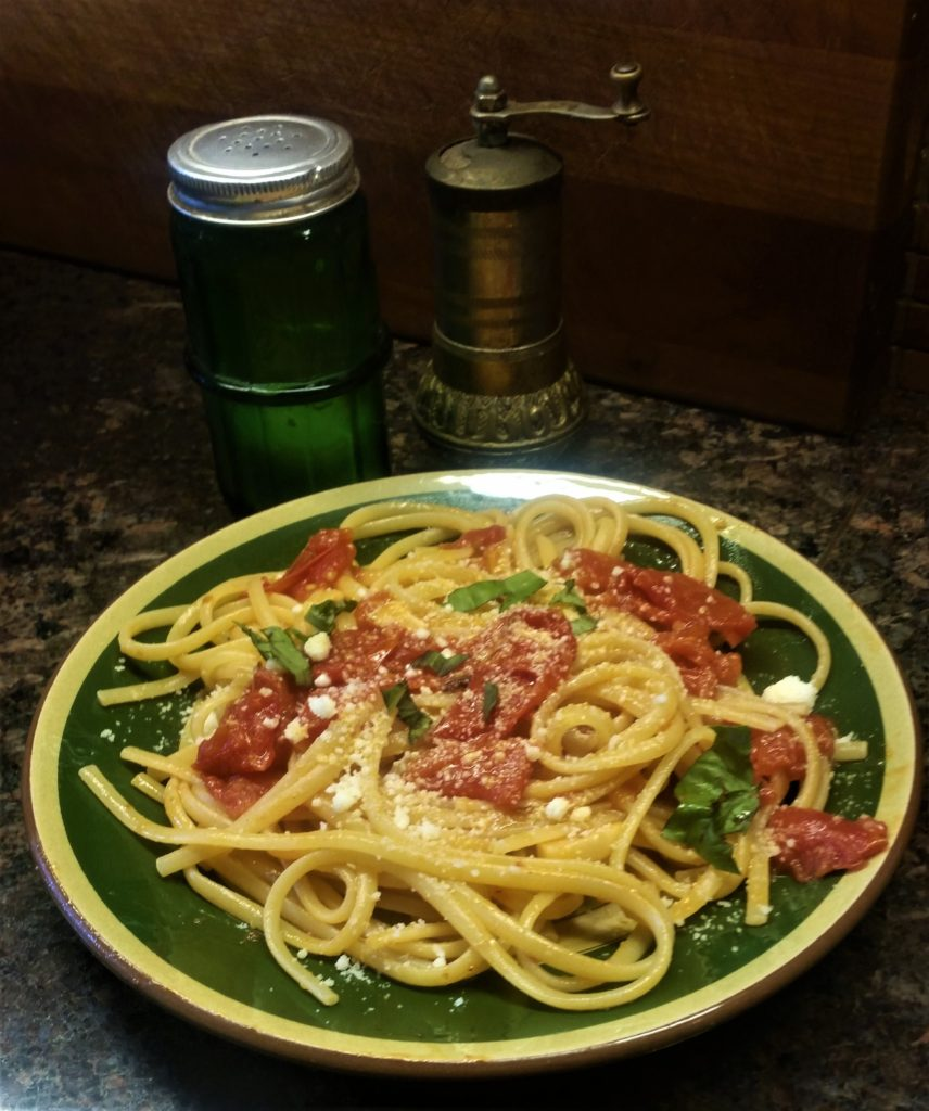 The Simplest Pasta Sauce