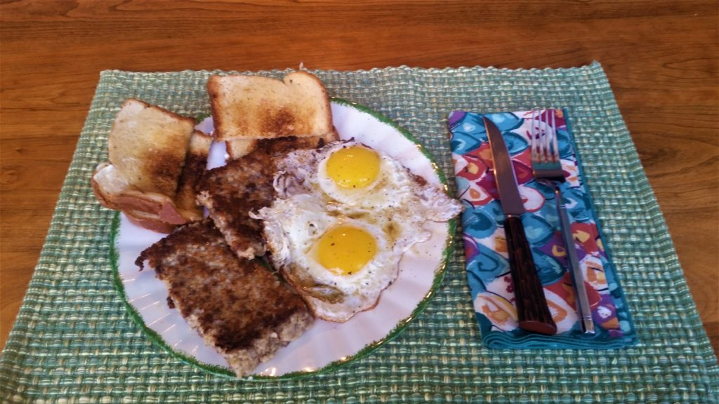 Goetta - a Cincinnati Breakfast
