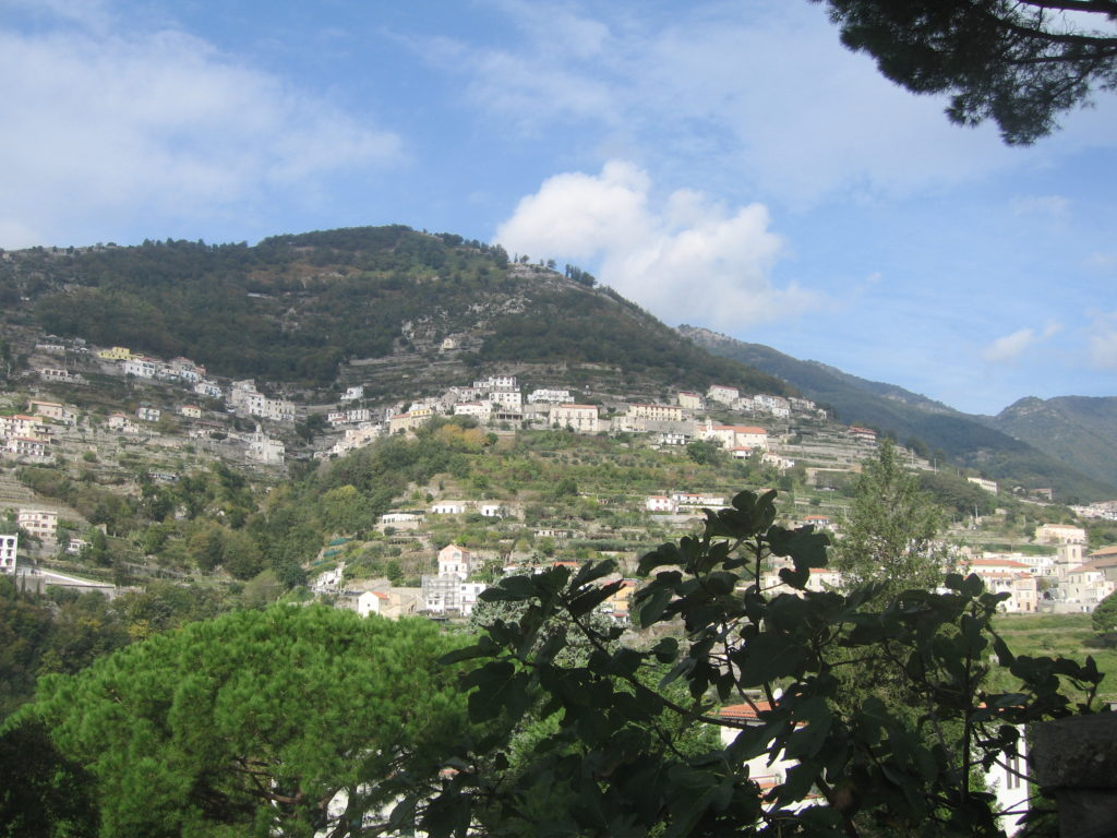 Ravello and the Rufolo Gardens
