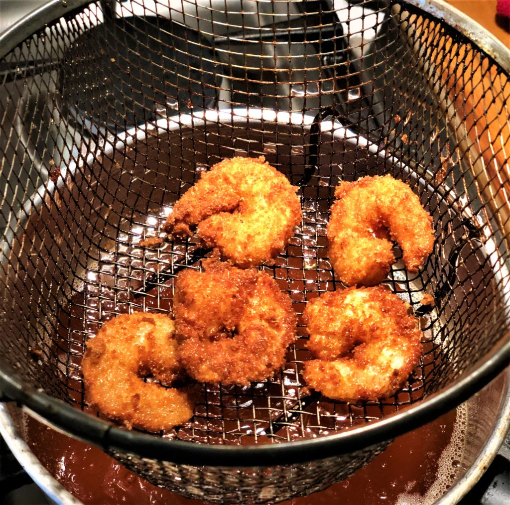 Michele's Breaded Deep Fried Gamberetto